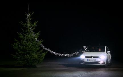 VW Christmas Drive