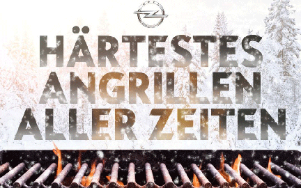 OPEL BBQ BATTLE